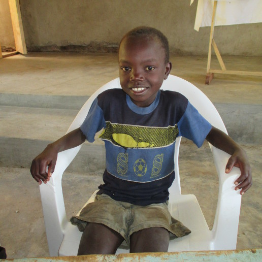 Sponsor a child - Donald Sifuna