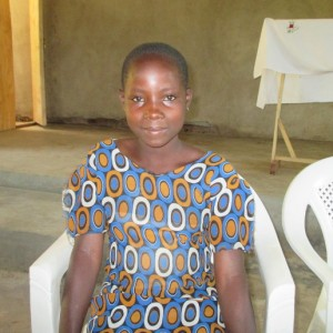 Sponsor a child - Emily Mukhebi