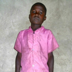 Please Sponsor Geofrey Juma