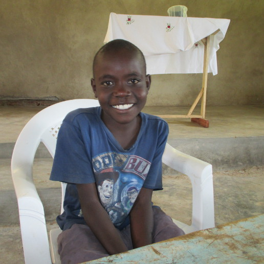 Sponsor a child - Isaac Simiyu
