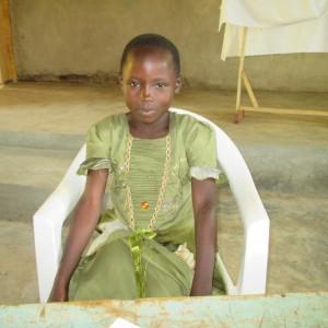 Sponsor a child - Wilkyster Mukhebi