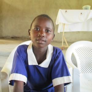Sponsor a child - Yvonne Simiyu