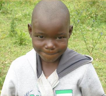 Cicilia wanjala 7 years old